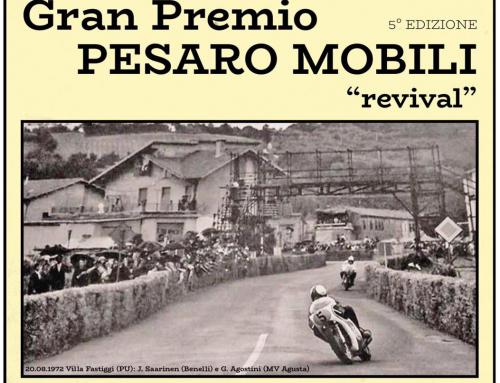 """5° EDIZIONE  """" Gran Premio PESARO MOBILI """" – 9 giugno 2019"""