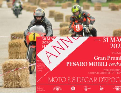 Gran Premio PESARO MOBILI revival 2020